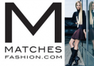 Matchesfashion Промокоды